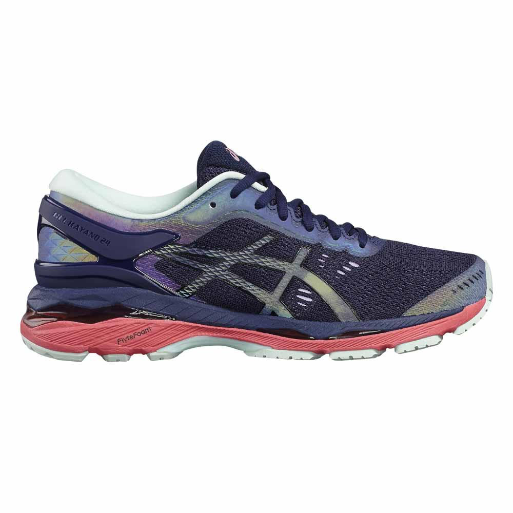 Asics Gel Kayano 24 Lite Show Blue buy and offers on Runnerinn cea4b9e4dc