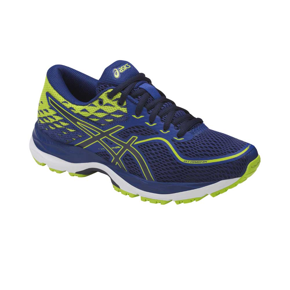 7f6f6c28e Asics Gel Cumulus 19 GS Blue buy and offers on Runnerinn