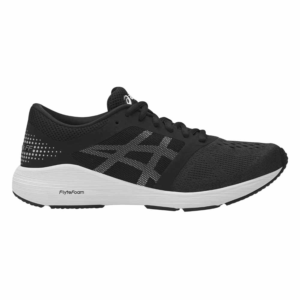 Zapatillas running Asics Roadhawk Ff EU 37 Black / Silver / White