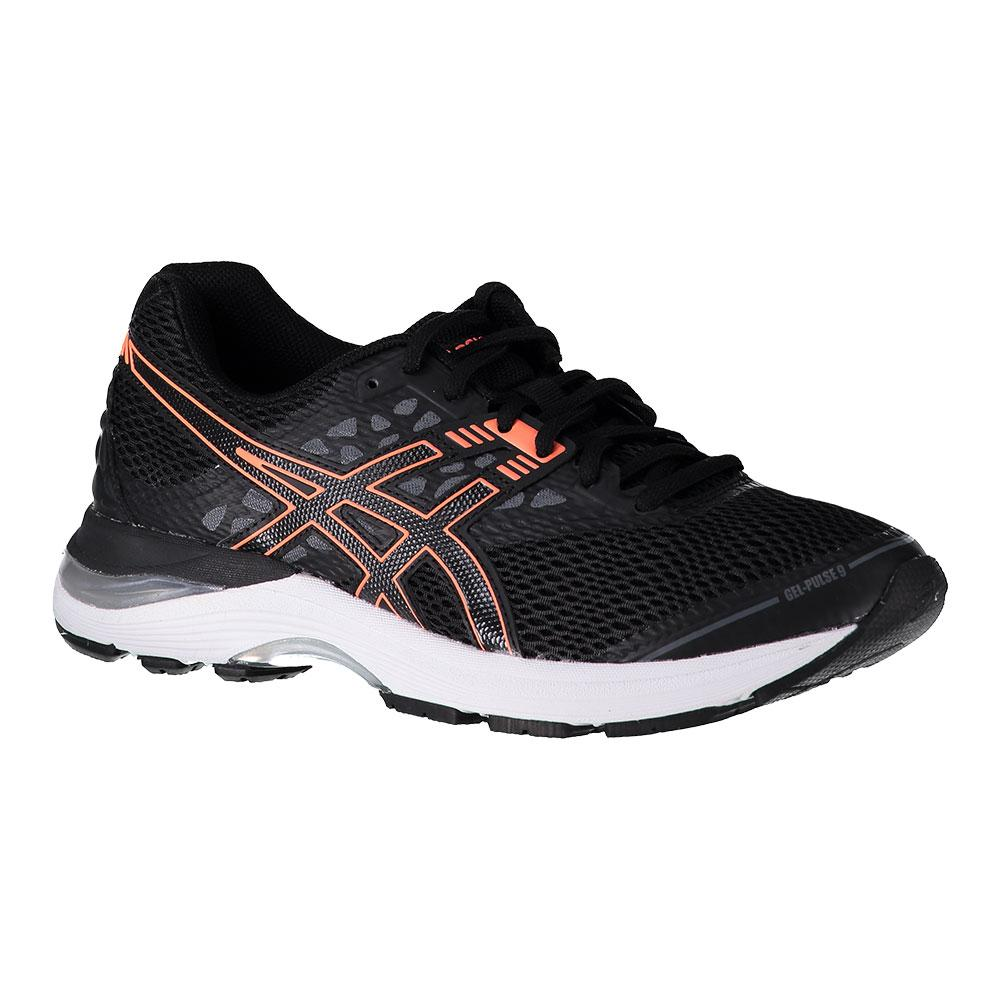 asics gel-pulse 9 women's running shoes funciona