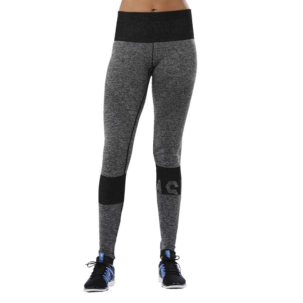 81c9cfd0a Asics Seamless Tight Black buy and offers on Runnerinn