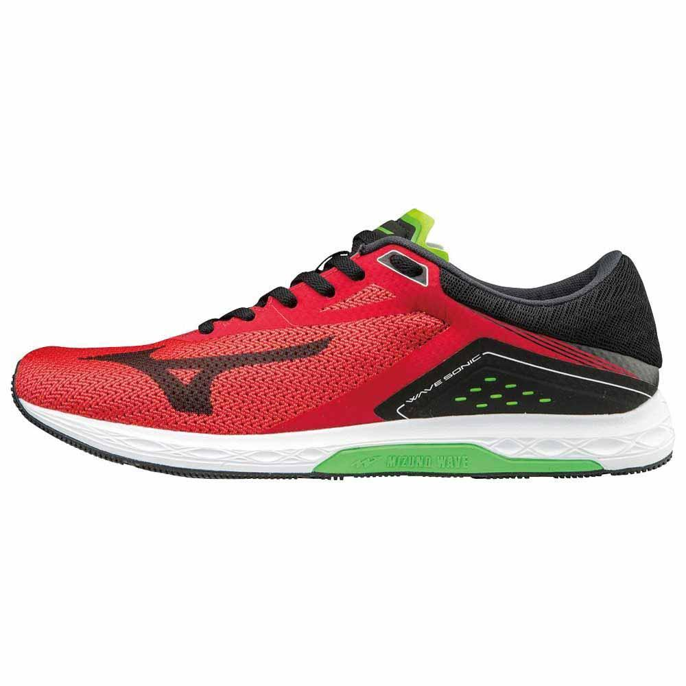8b24c31c5fe5 Mizuno Wave Sonic Red buy and offers on Runnerinn