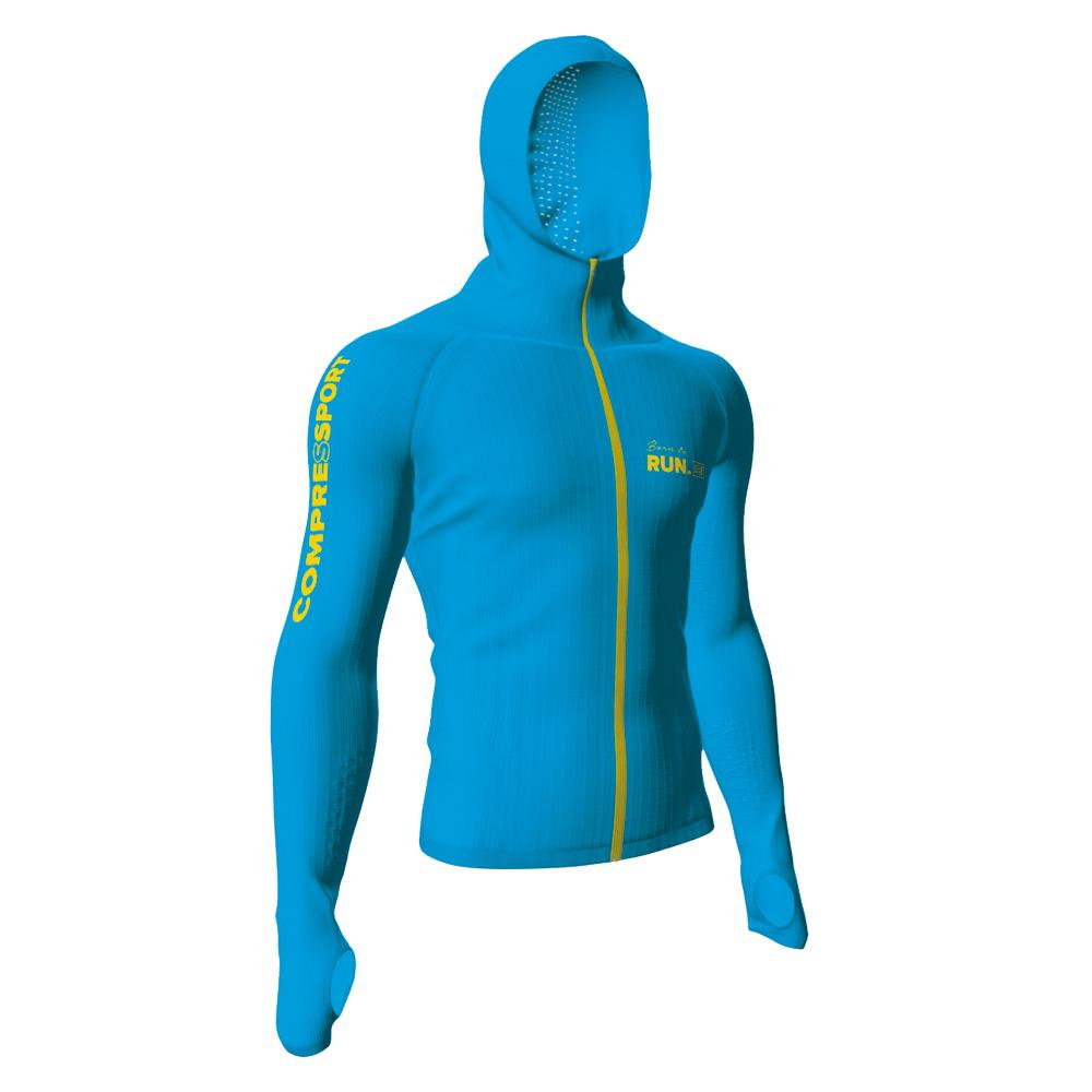 Compressport 3D Thermo Seamless Hoodie Limited Edition