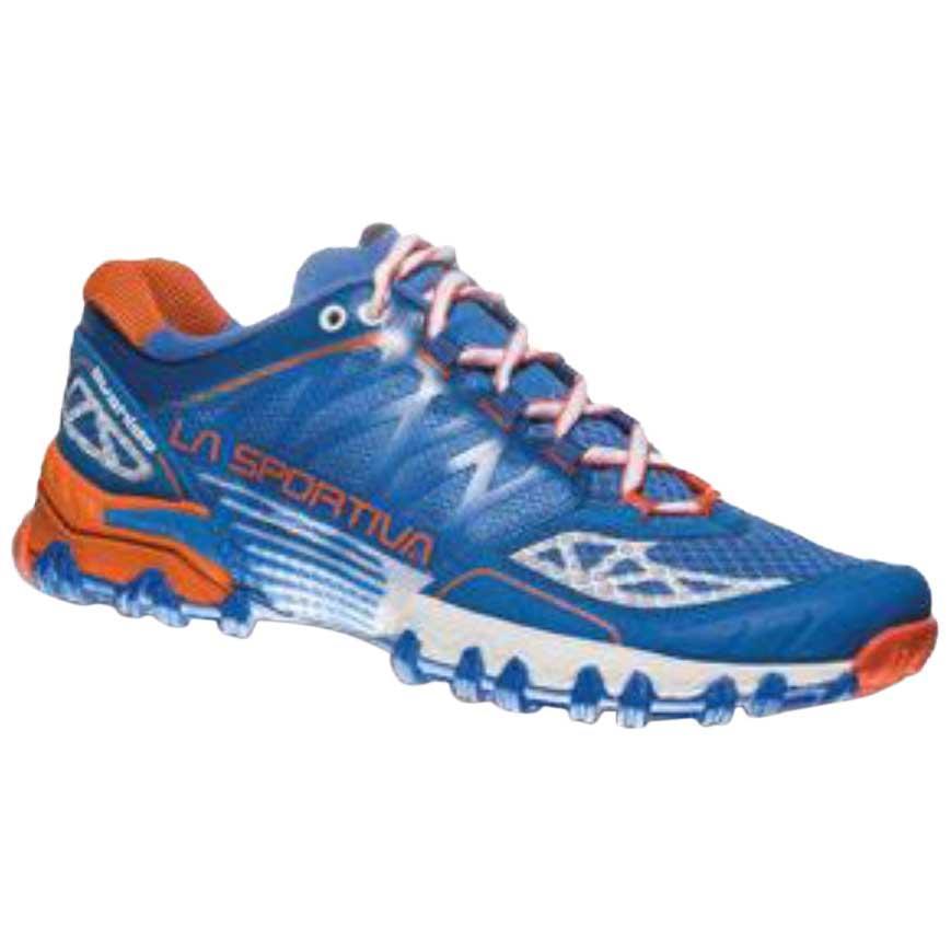 Zapatos morados La Sportiva Bushido para mujer talla 37 Sol upHU8I5
