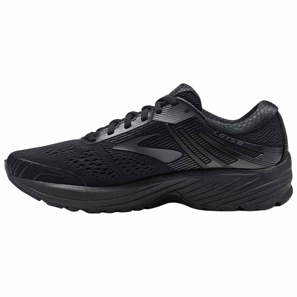 9b75711be88 Brooks Adrenaline GTS 18 Black buy and offers on Runnerinn