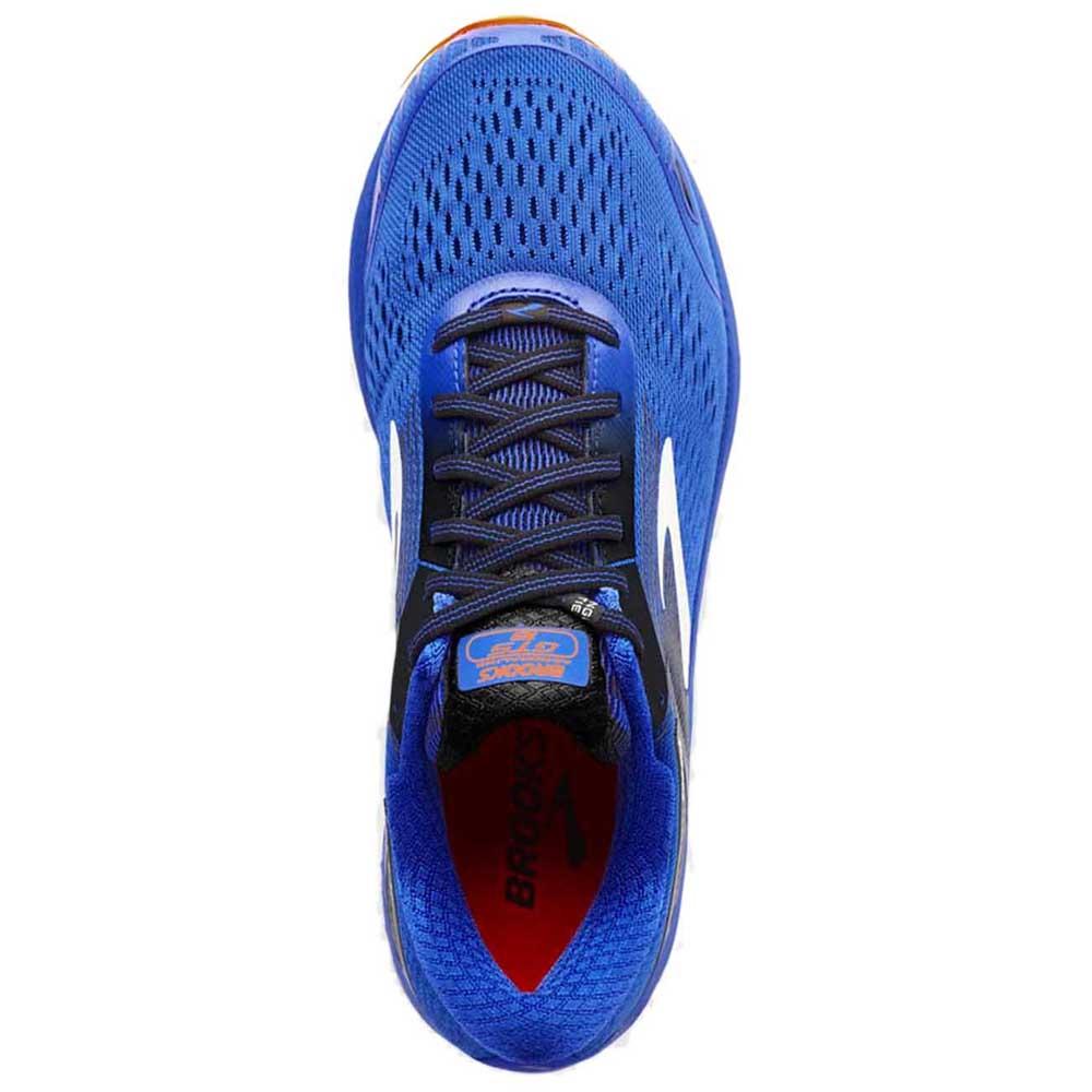 b0a8893d3cc Brooks Adrenaline GTS 18 Blue buy and offers on Runnerinn