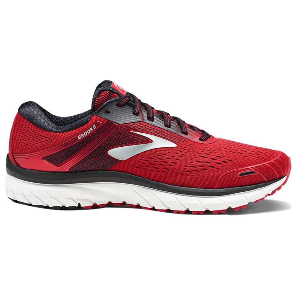 f0f5197444e Brooks Adrenaline GTS 18 Red buy and offers on Runnerinn