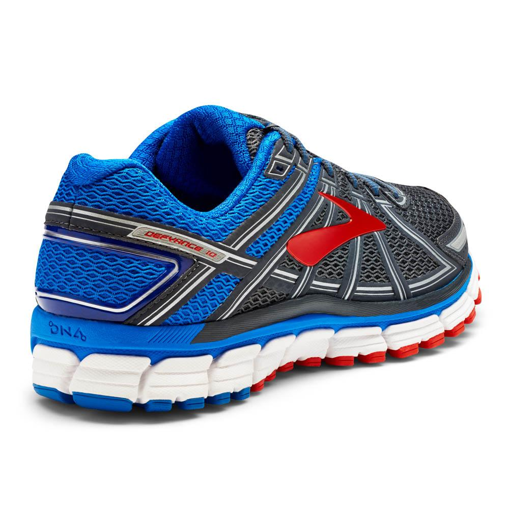 lowest price 06f65 f699c Brooks Defyance 10 Blue buy and offers on Runnerinn