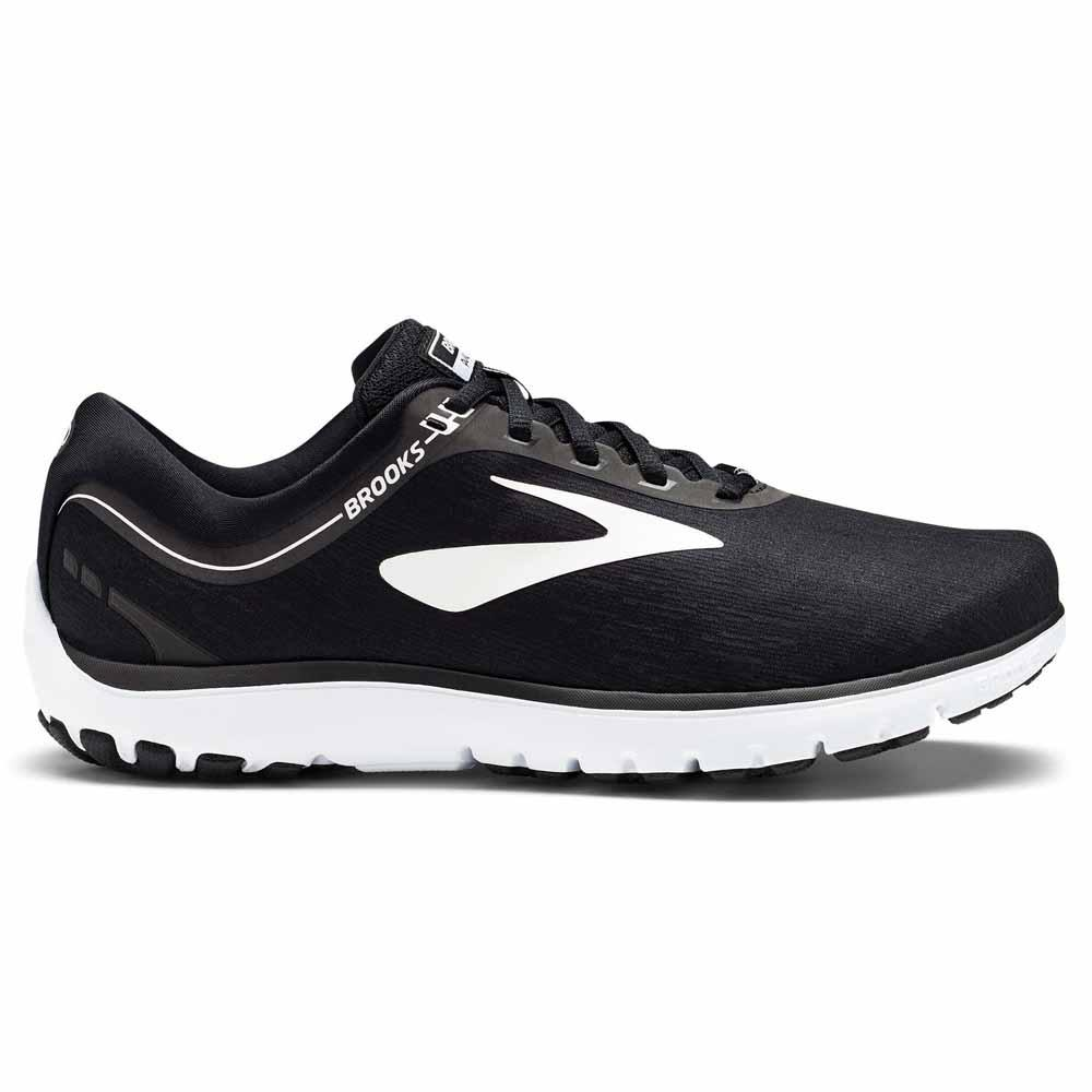 3850e045a86 Brooks PureFlow 7 Black buy and offers on Runnerinn
