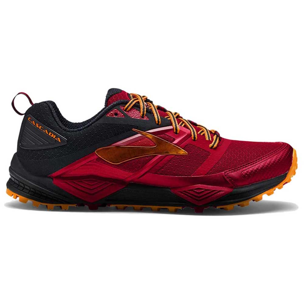 Brooks Cascadia 12 Red buy and offers