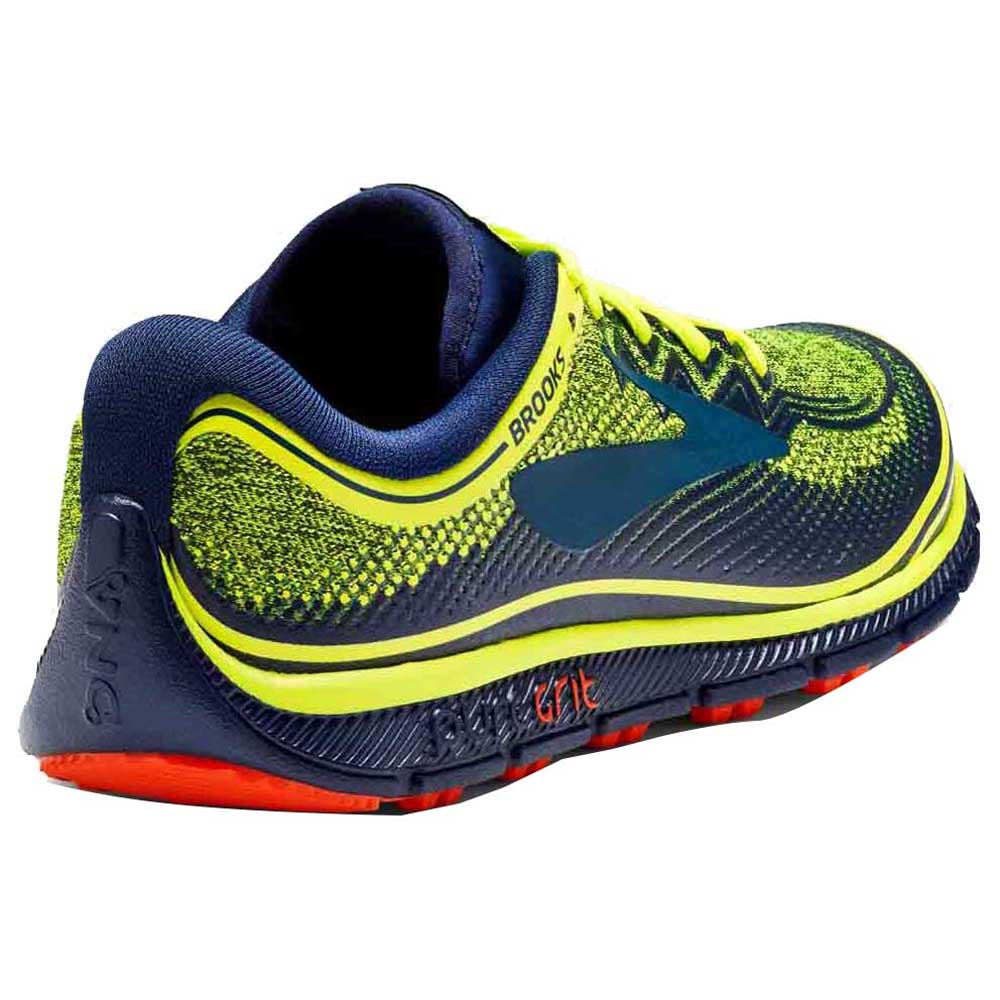 f03c8790d41 Brooks PureGrit 6 Green buy and offers on Runnerinn