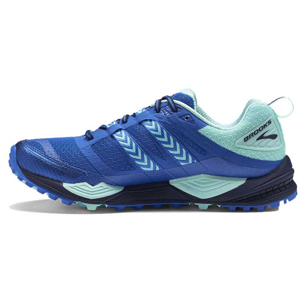 22c005941c27a Brooks Cascadia 12 Blue buy and offers on Runnerinn