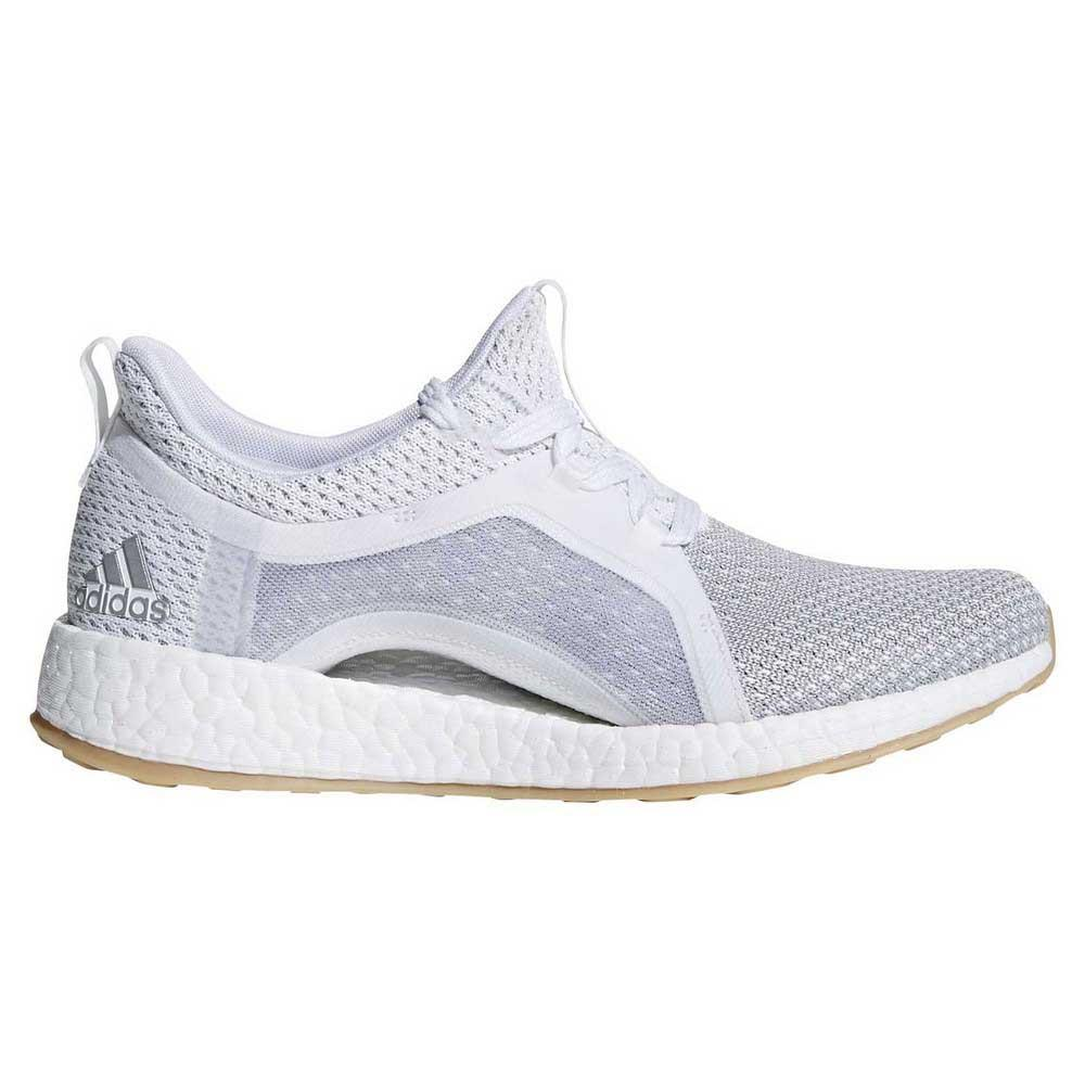 best service 2827c 46705 adidas Pureboost X Clima White buy and offers on Runnerinn