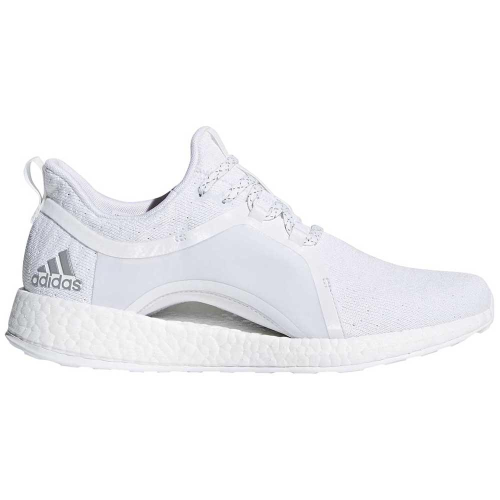 cd11e7d0c adidas Pureboost X White buy and offers on Runnerinn