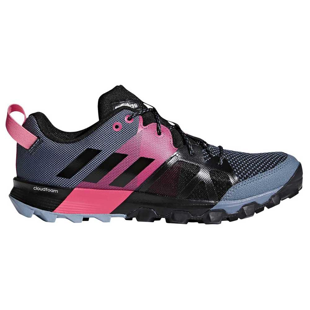 ed0ed9ad3b adidas Kanadia 8.1 TR Silver buy and offers on Runnerinn