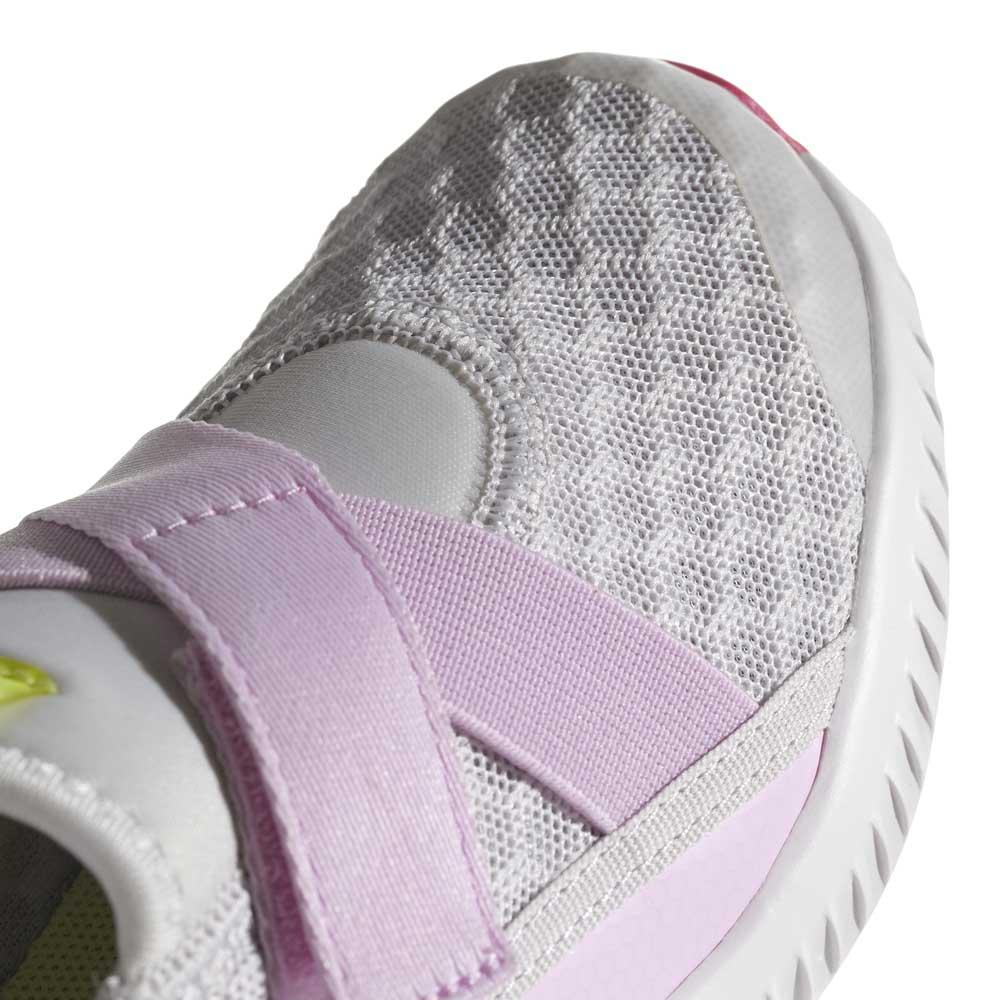 adidas Fortarun X Cool CF K Grau, Runnerinn