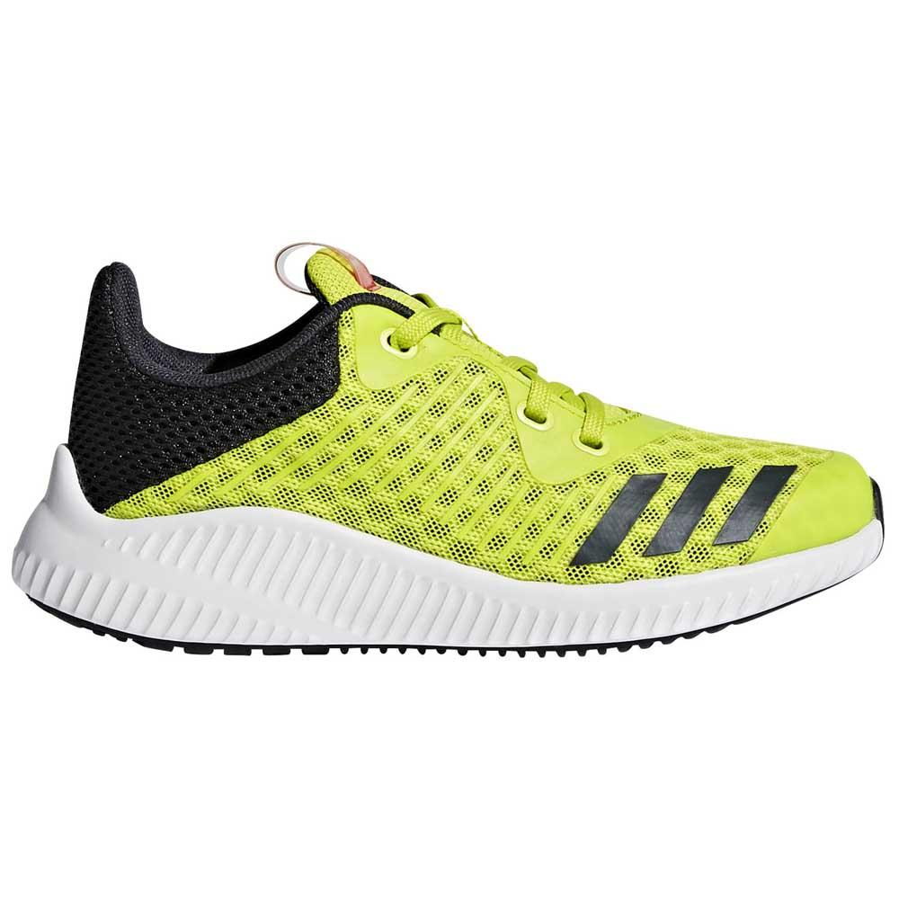 check out eb0e1 d0113 adidas Fortarun Cool K Yellow buy and offers on Runnerinn