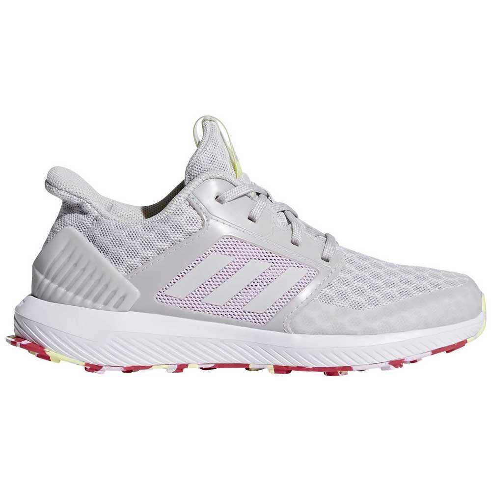 online retailer 6adf1 0b8bc adidas Rapidarun Cool K Grey buy and offers on Runnerinn