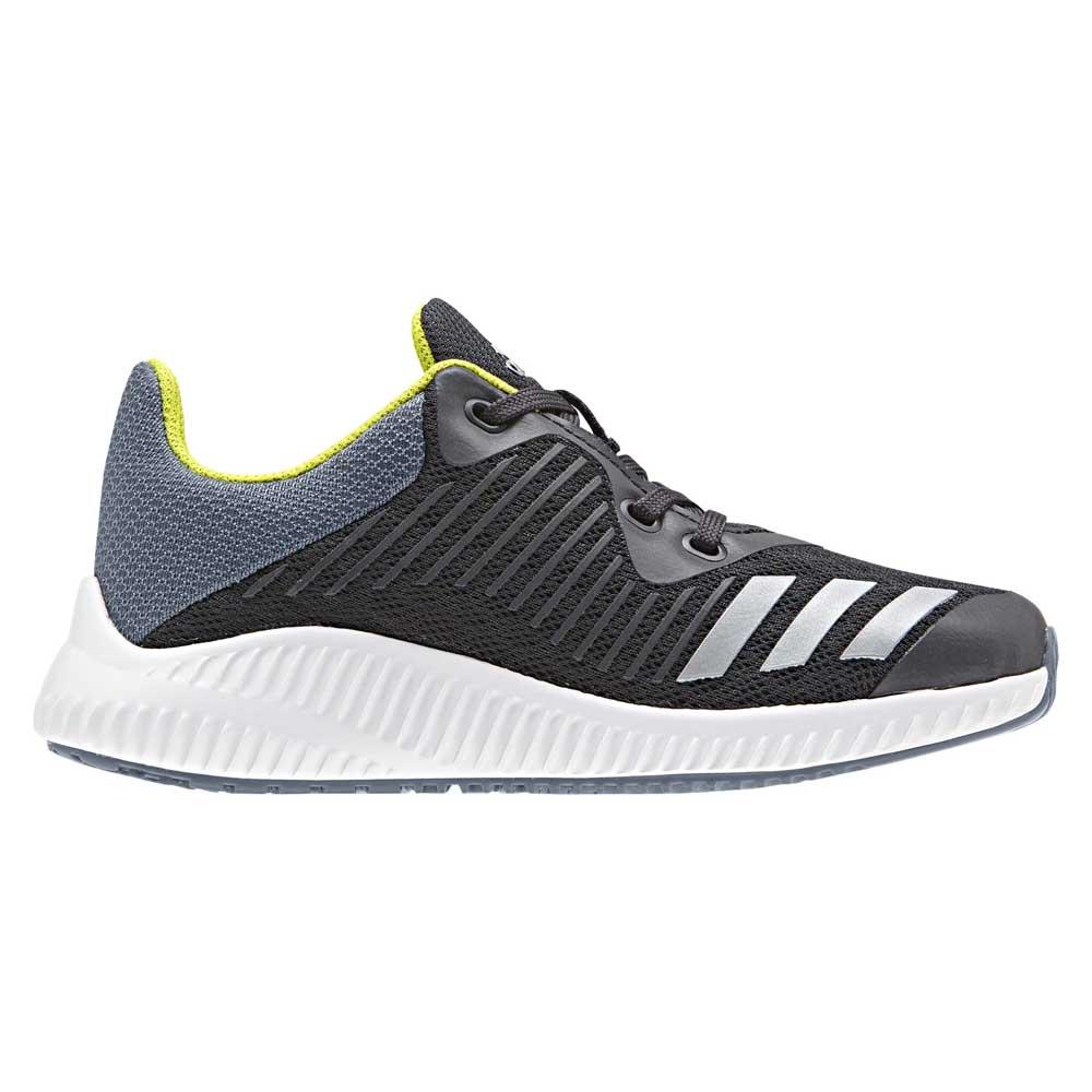 adidas Fortarun K Black buy and offers on Runnerinn 09f1f04da