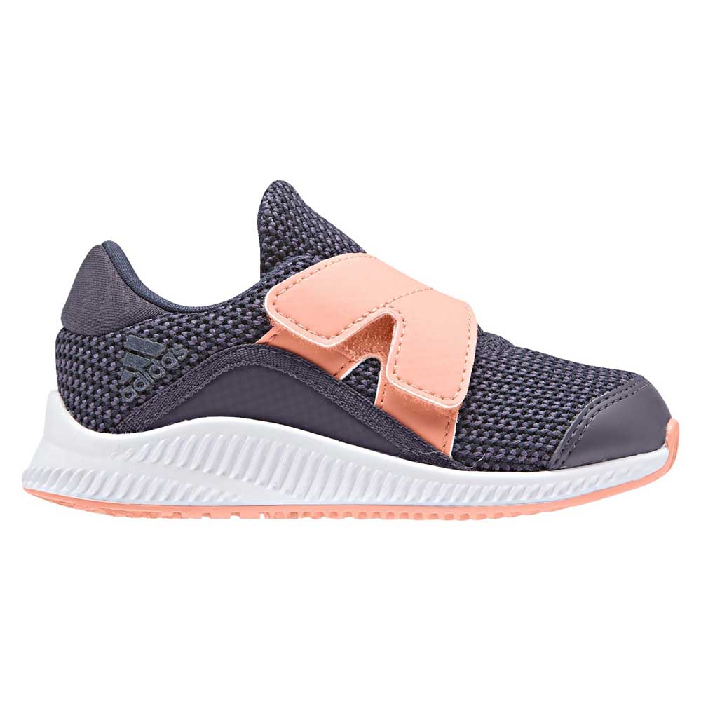 brand new 7c579 438d2 adidas Fortarun X CF I Purple buy and offers on Runnerinn