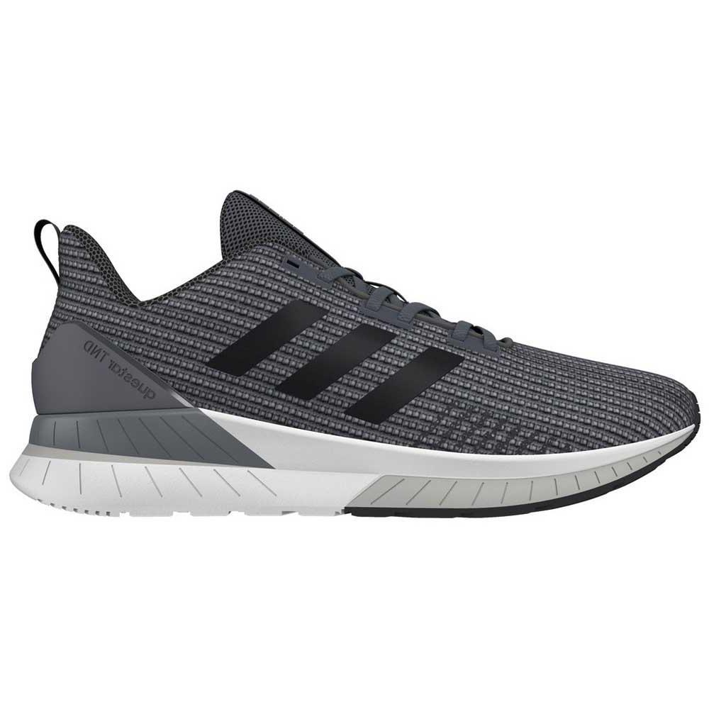 adidas Running Questar TND (BlackBlackGrey Five) Men's