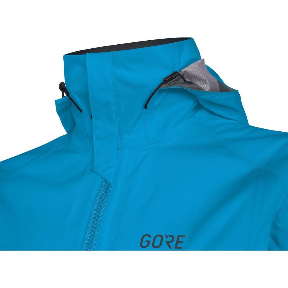GORE® Wear R3 Goretex Active Hooded Jacket Blå, Runnerinn