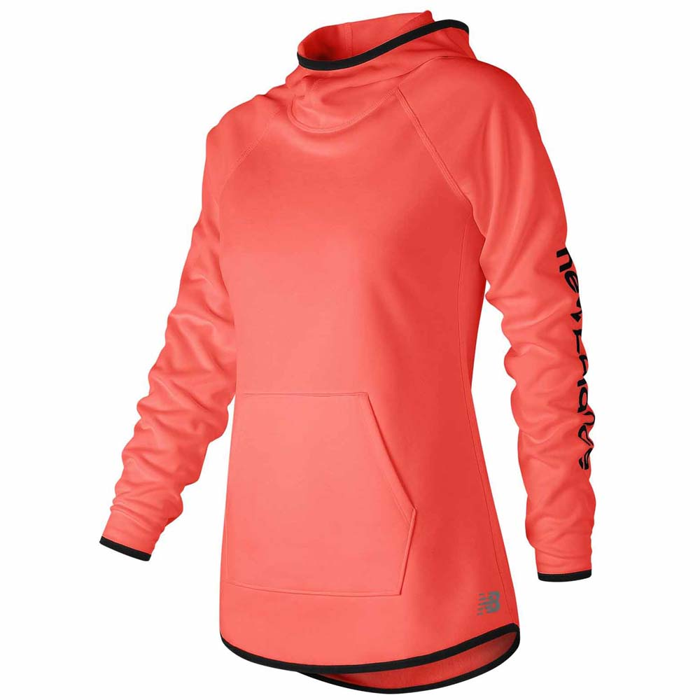 85d4349f8d329 New balance Core Fleece Red buy and offers on Runnerinn
