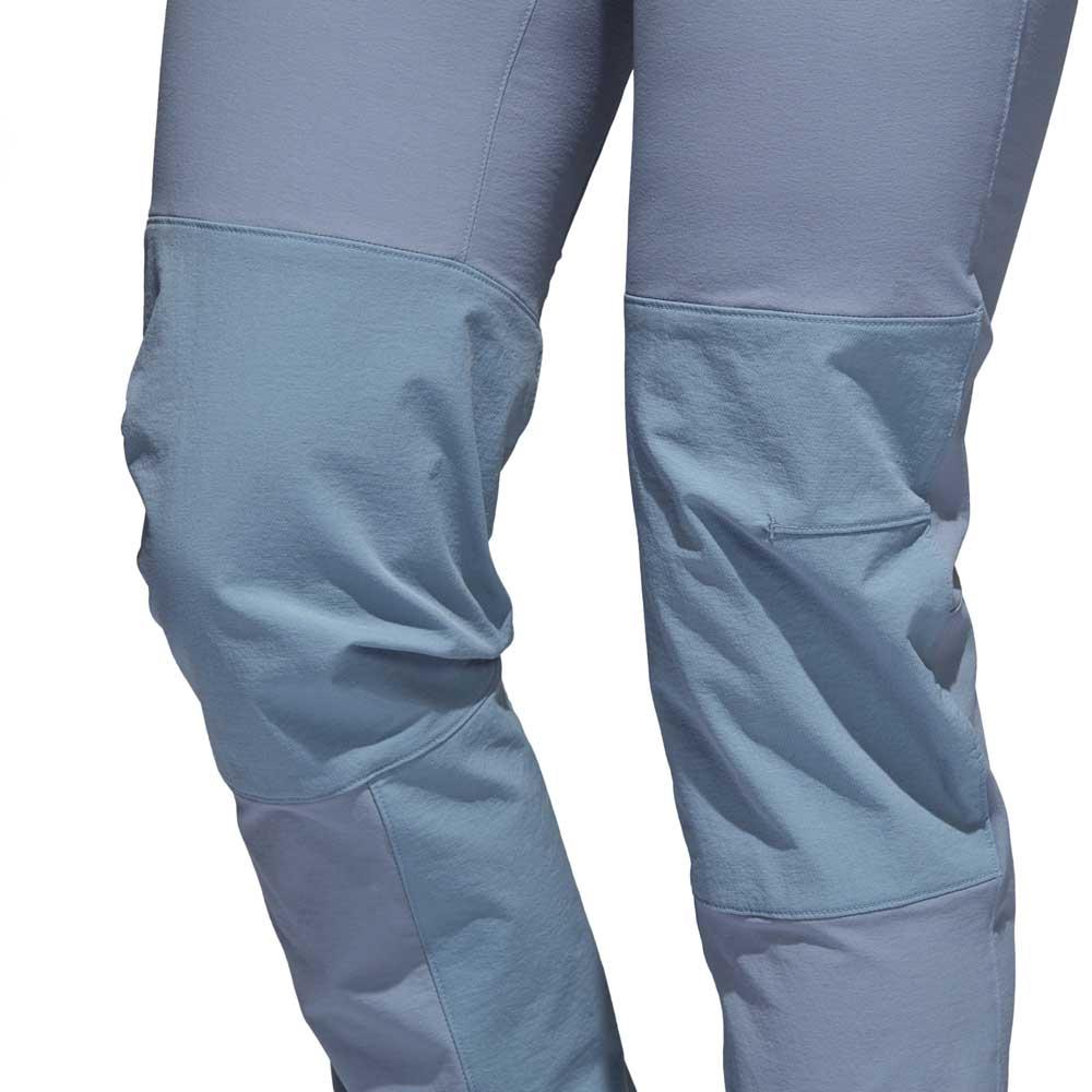 adidas Terrex Multi Pants Grey buy and offers on Runnerinn