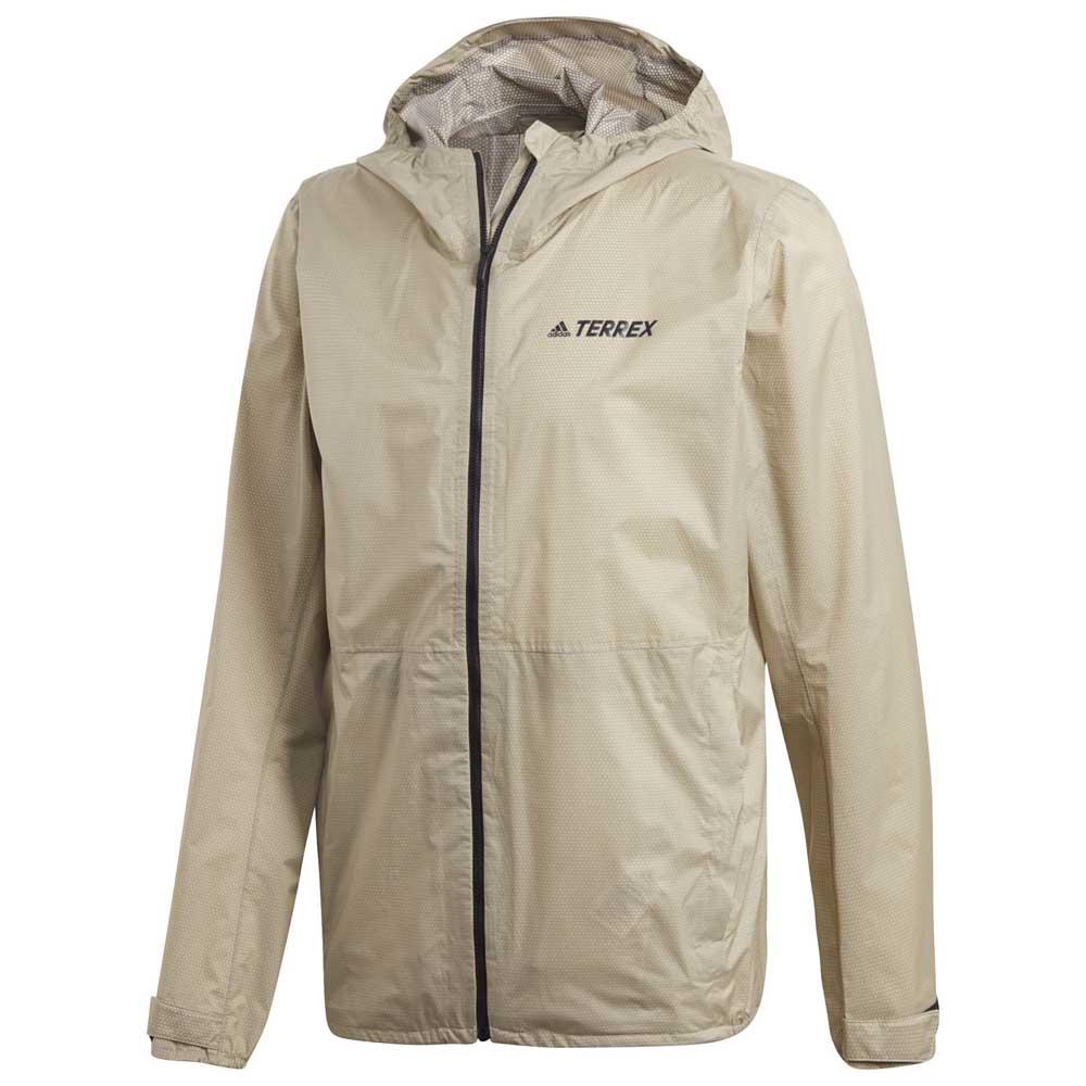 Adidas Multi 2.5 Layer Jacke beige Männer adidas TERREX