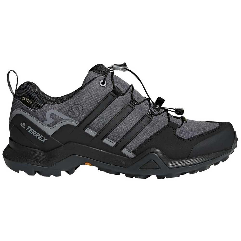 separation shoes 917e0 ada5f adidas Terrex Swift R2 Goretex Grey buy and offers on Runnerinn