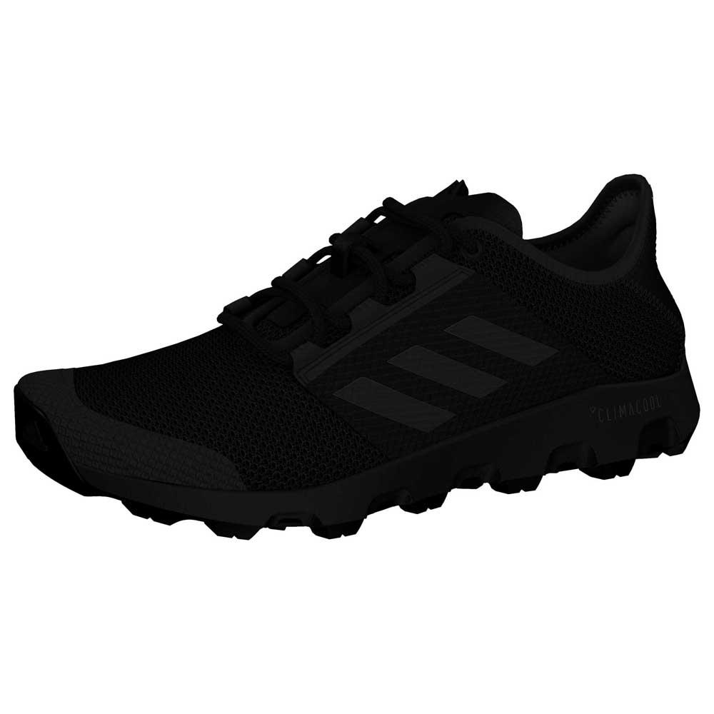 ecfa41c42e2e adidas Terrex CC Voyager Black buy and offers on Runnerinn