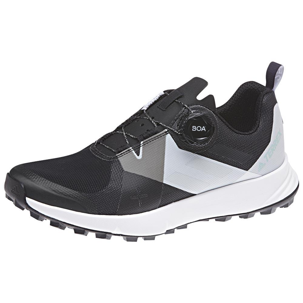 adidas Terrex Two Boa Black buy and offers on Runnerinn 7001efab3