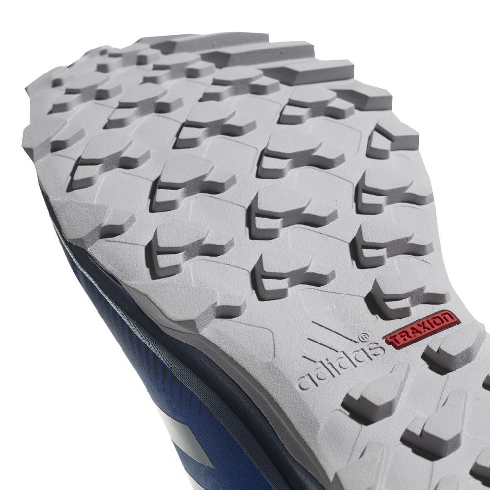adidas Terrex Tracerocker Goretex Blå, Runnerinn Terrengløping