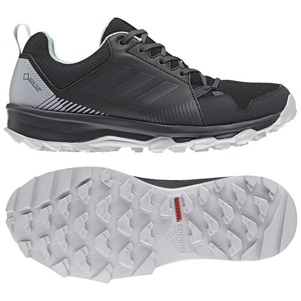 adidas Terrex Tracerocker Goretex Trail Running Shoes Black, Runnerinn