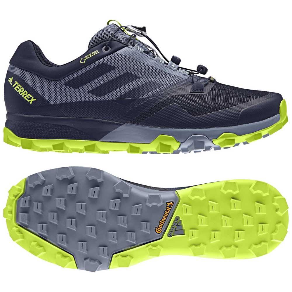 adidas Terrex Trailmaker Goretex Silver, Runnerinn