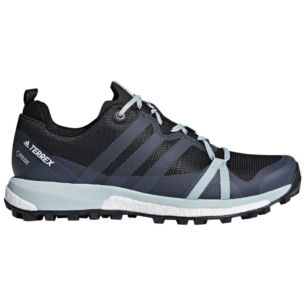 273949ae1c04 adidas Terrex Agravic Goretex Black buy and offers on Runnerinn