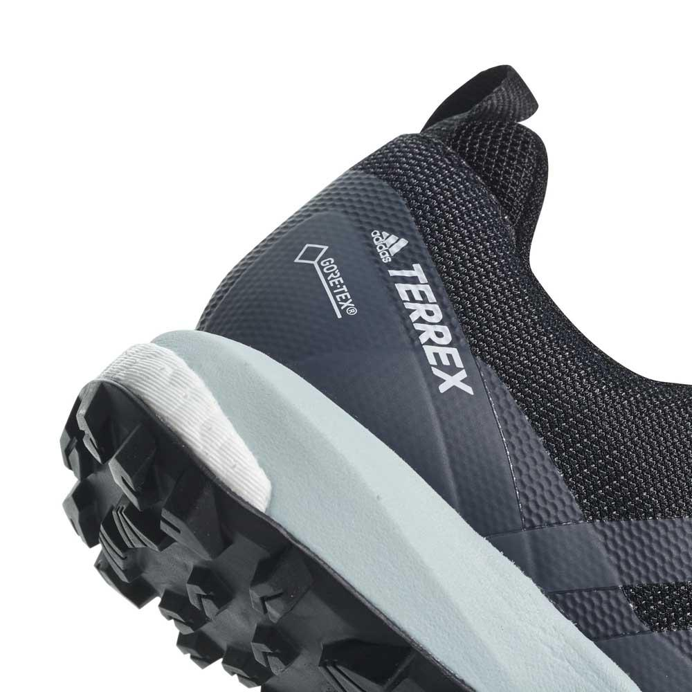 84822b56080586 adidas Terrex Agravic Goretex Black buy and offers on Runnerinn