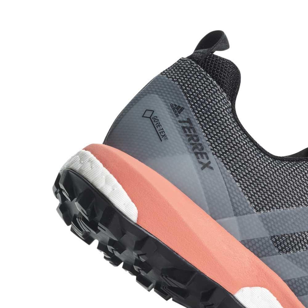 adidas Terrex Agravic Goretex Grau, Runnerinn