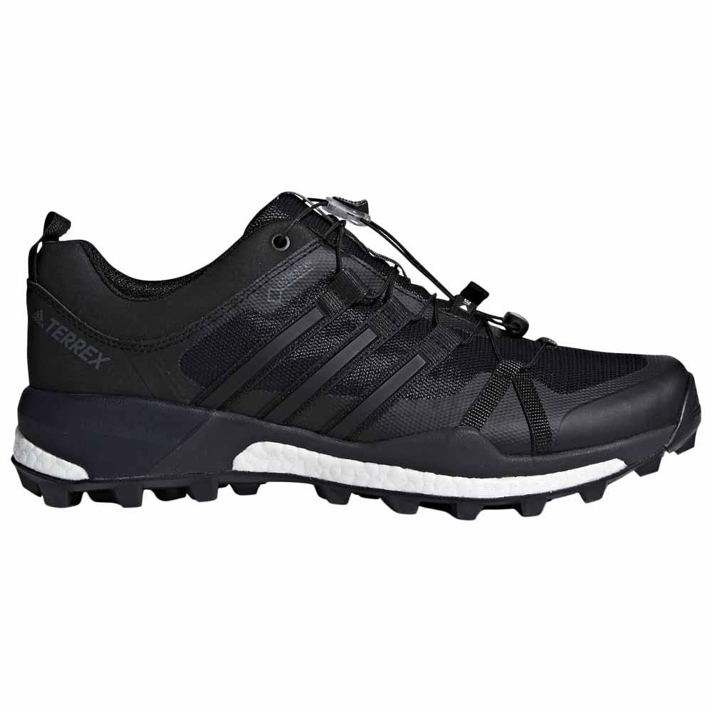 premium selection e6bac e8df4 adidas Terrex Skychaser Goretex Black, Runnerinn