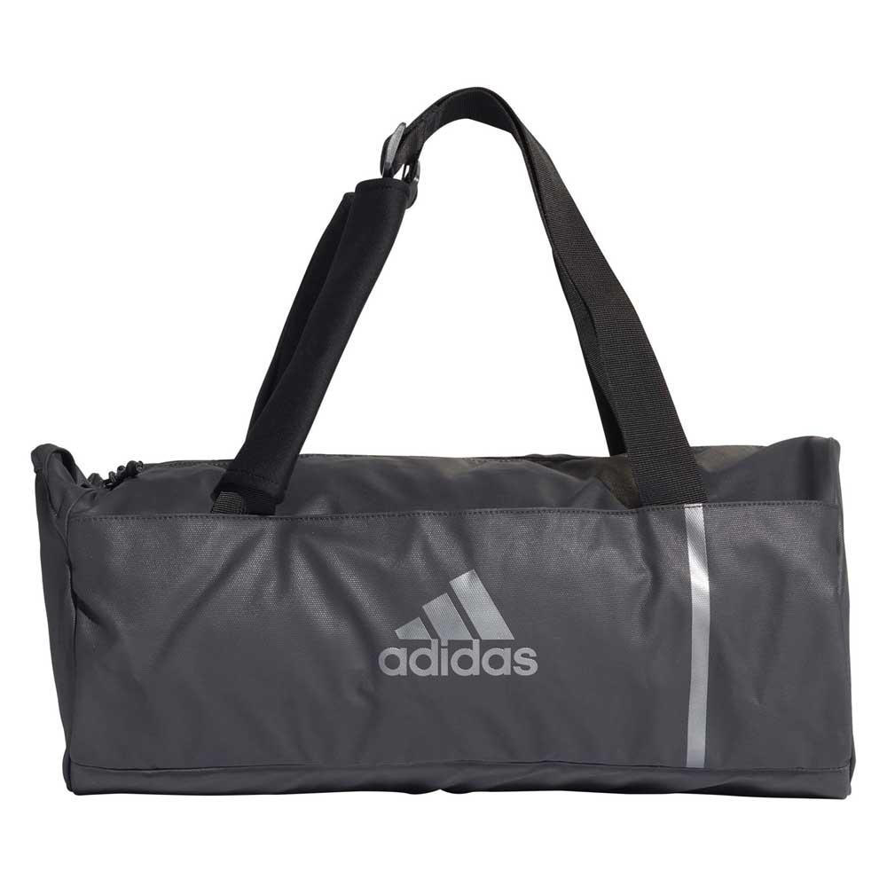 14810263dc adidas Convertible Training Duffel S Grey