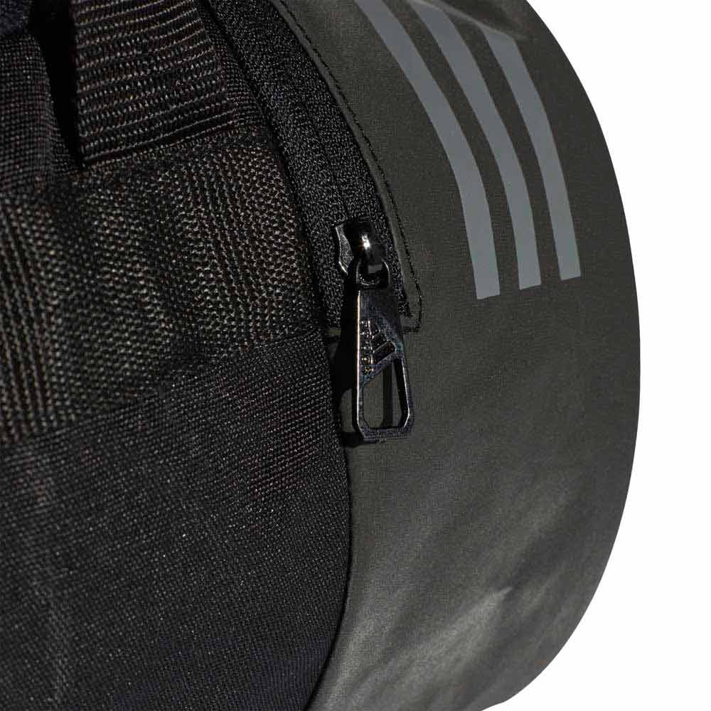 e3eb7b236d7 adidas Convertible 3 Stripes Duffel XS Black, Runnerinn