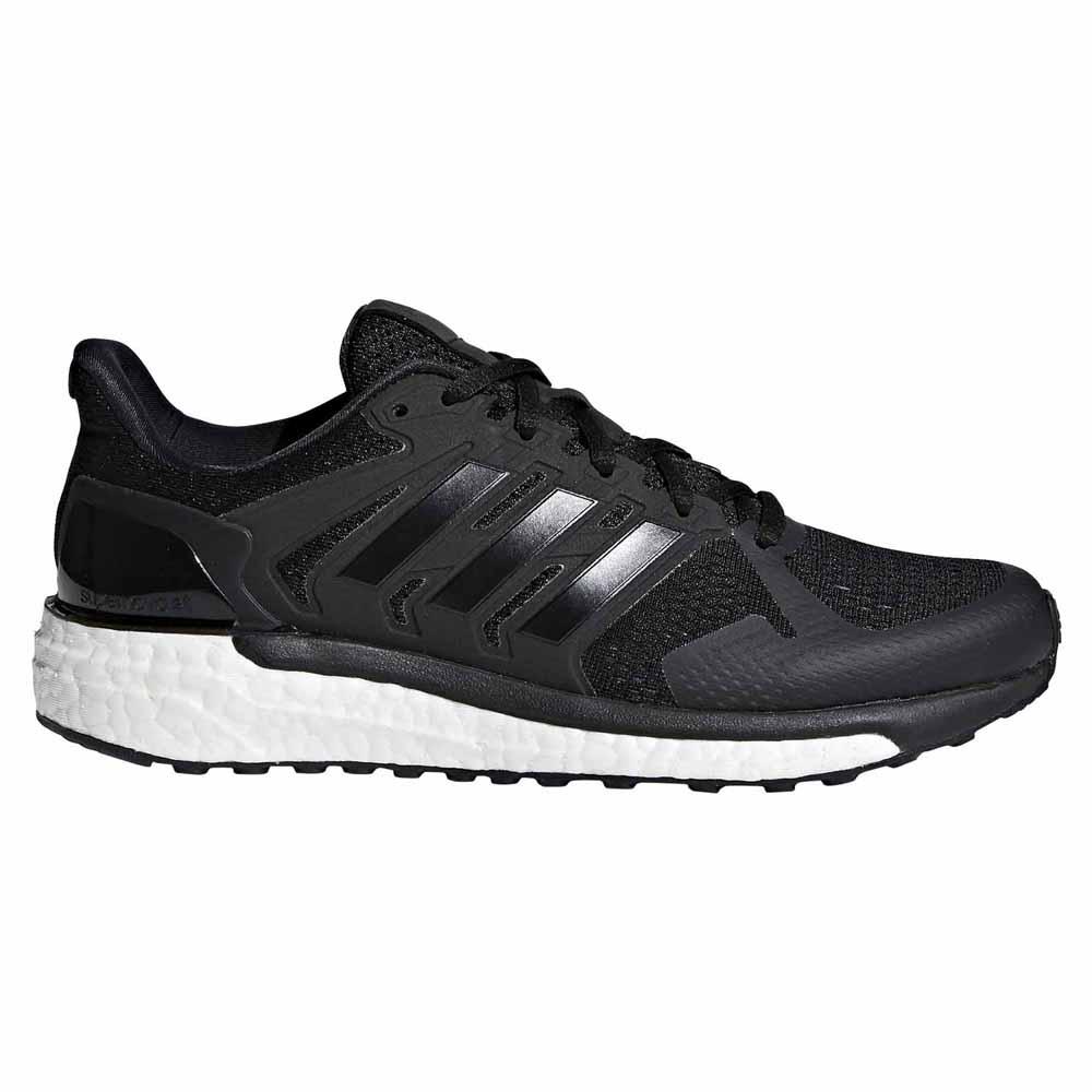 Adidas supernova st ftwr bianco / nero / core core nero, runnerinn