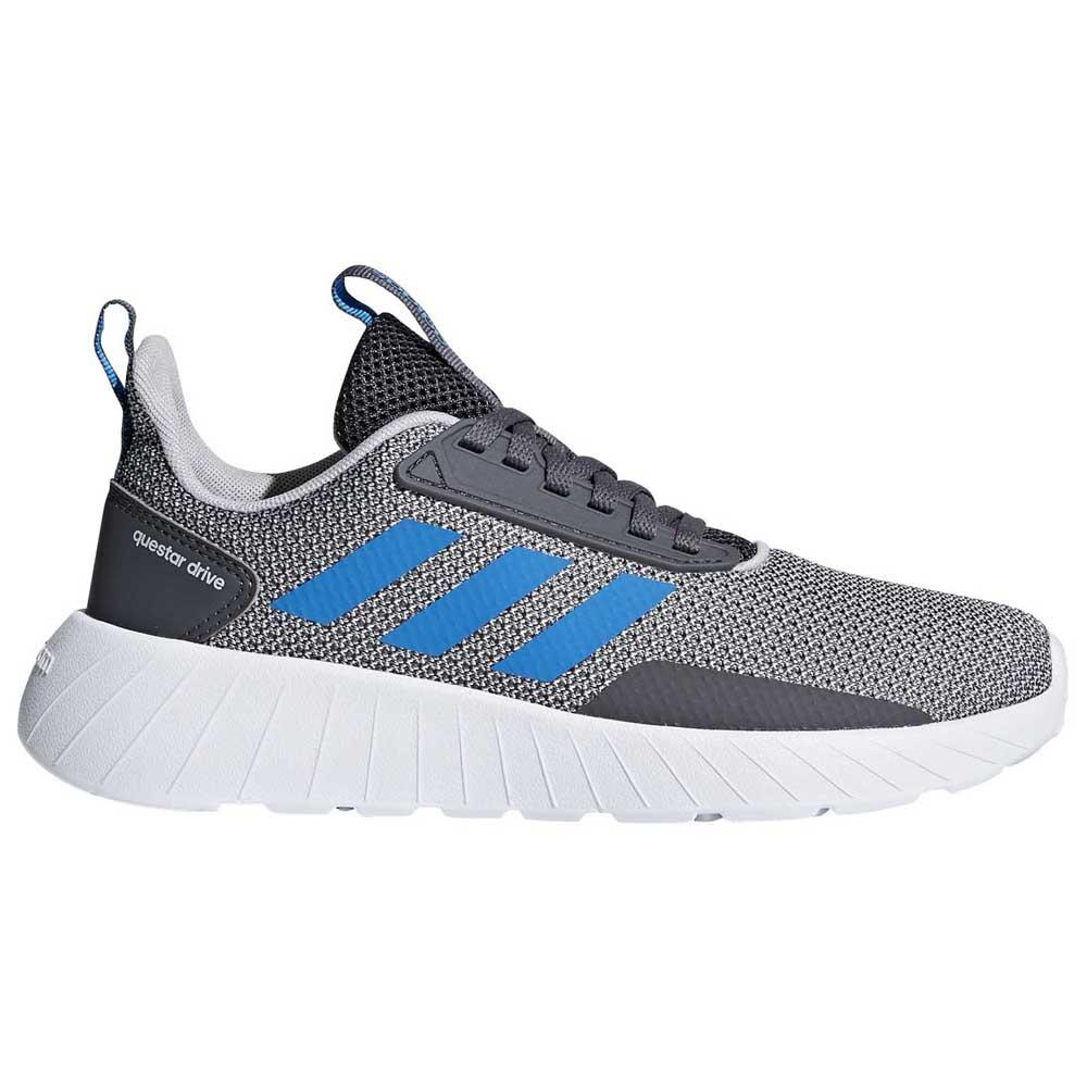 096d7f28401 adidas Questar Drive K Grey buy and offers on Runnerinn