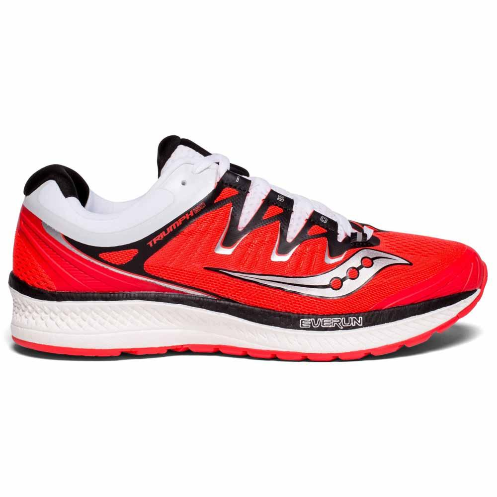 8fe6822b29d5 Saucony Triumph Iso 4 Red buy and offers on Runnerinn