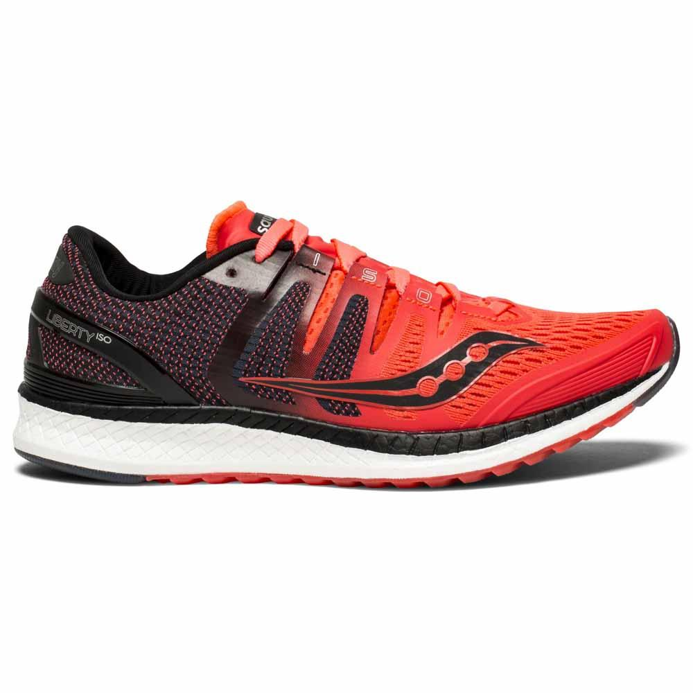 Saucony Liberty Iso Red buy and offers