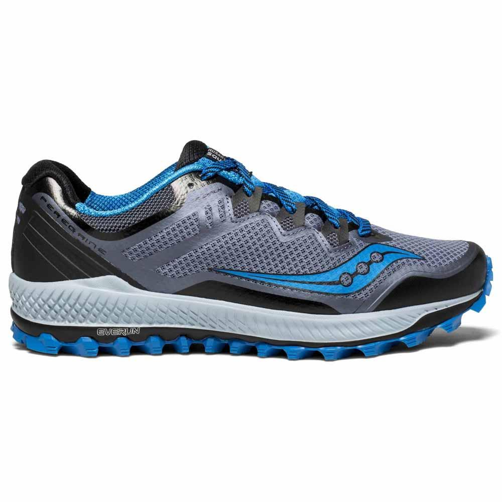 033afa43 Saucony Peregrine 8 Black buy and offers on Runnerinn