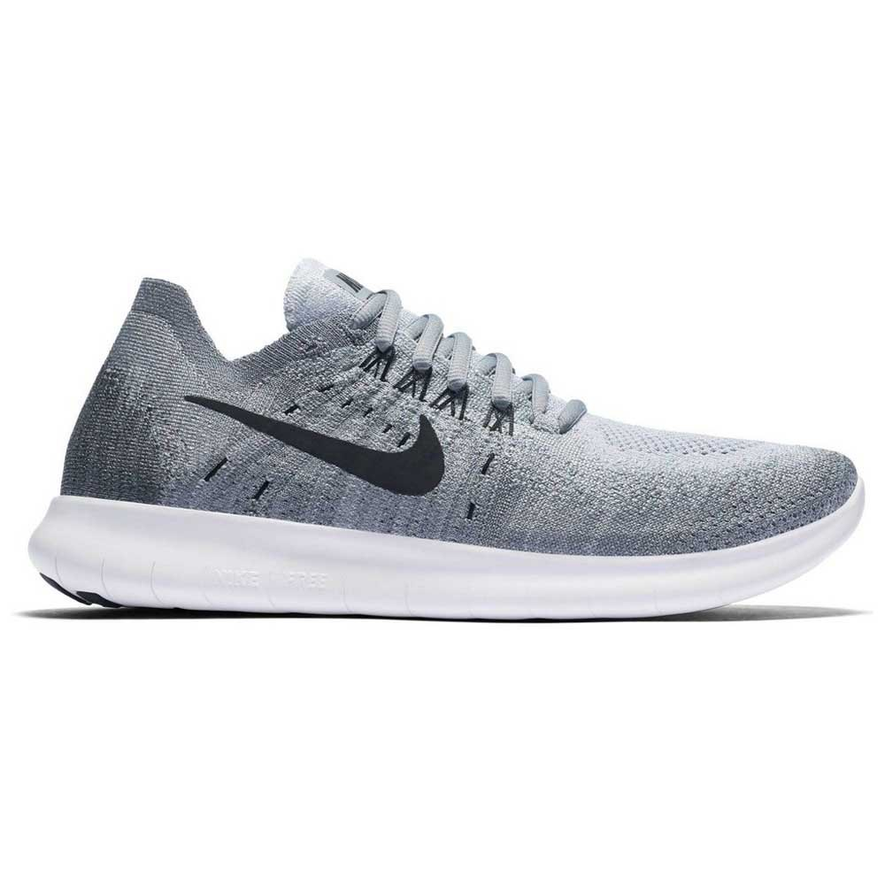 Nike Free RN Flyknit 2017 Grey buy and offers on Runnerinn 1f43e9aea
