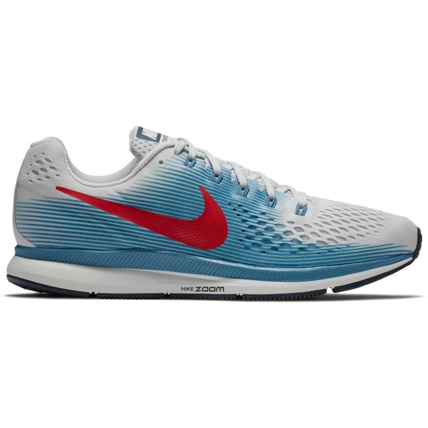 aa3e8ac6dad4 Nike Air Zoom Pegasus 34 Grey buy and offers on Runnerinn