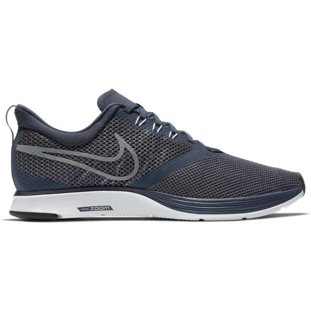 Nike Zoom Strike Blå kjøp og tilbud, Runnerinn Sneakers