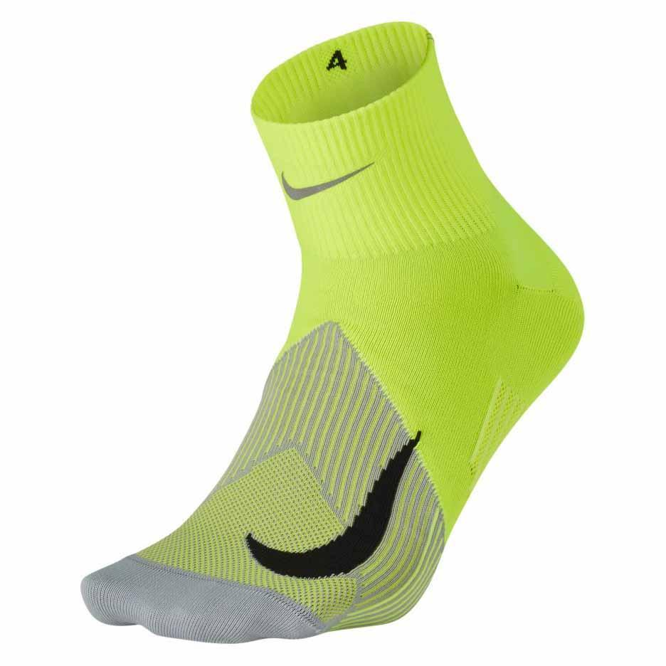 new style 70fe9 b5f15 Nike Elite Lightweight Quarter Green buy and offers on Runnerinn